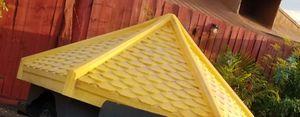 Gazebo top , made of cast resin ( like plastic) for Sale in Boynton Beach, FL