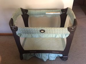 Baby travel crib for Sale in Mount Vernon, OH