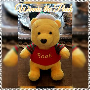 Ty Beanie Baby Winnie the Pooh Christmas Version for Sale in Radcliff, KY