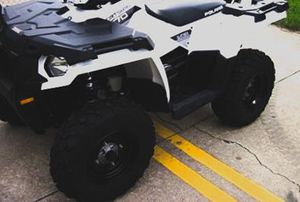 Price$800 Firm! 2O14 Polaris Sportsman four wheeler!! for Sale in Washington, DC