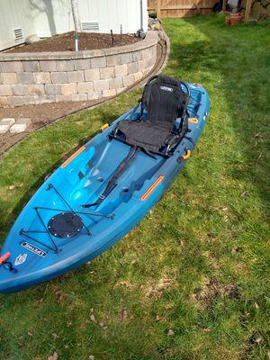Lifetime Teton Angler kayak for Sale in Marysville, WA