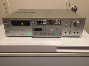 Akai GX-F44R Cassette Player Mint for Sale in Vista, CA