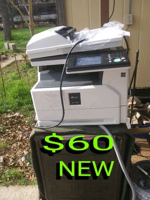 Industrial fax scanner copier printer for Sale in Burleson, TX