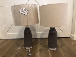 West Elm Table Lamps for Sale in Los Altos, CA