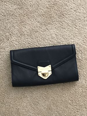Aimee Kestenberg Leather clutch **Like new! for Sale in Irvine, CA