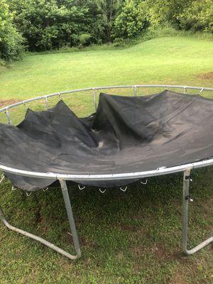 Trampoline mat 10 foot. 72 rings for Sale in Douglasville, GA