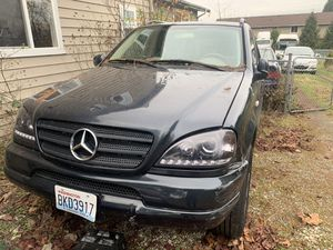 2000 MERCEDES-BENZ ML430 PART OUT for Sale in Bothell, WA