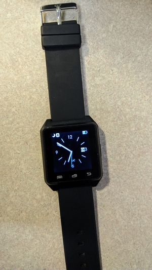 Q7 Smartwatch for Android and iPhone. Bluetooth Connection for Sale in Davenport, FL