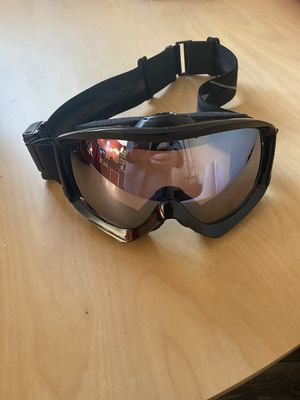 Snowmobile googles with fan for Sale in East Dundee, IL