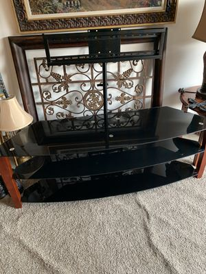 Tv stand for 70 in for Sale in Fort Worth, TX