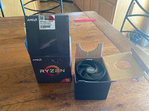 Computer Cooler for AMD Ryzen 5 2600x Processor for Sale in Mesa, AZ