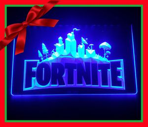 🎮NEW 3D FORTNITE/XBOX(+OTHERS ) LED LIGHT🎮MAN CAVE. BAR. GAME ROOM. NIGHT LIGHT🎮 for Sale in Ontario, CA