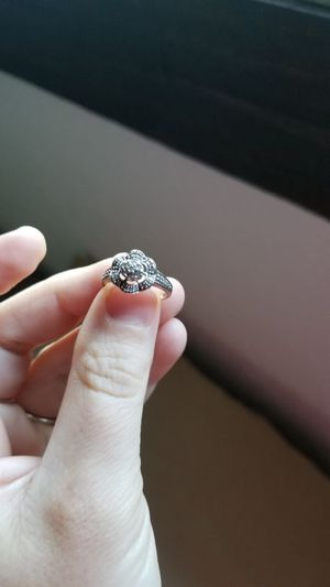 Vintage white gold and diamond ring for Sale in Colorado Springs, CO