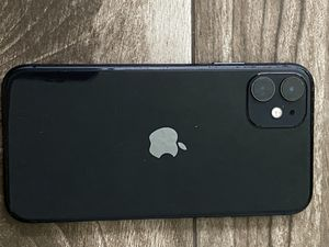 IPHONE 11 BLACK 64G AT& CRICKET for Sale in Pinellas Park, FL