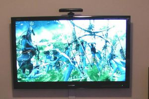60 inch Sharp Aquos TV. Excellent working condition. Only used in office for Sale in Fort Lauderdale, FL