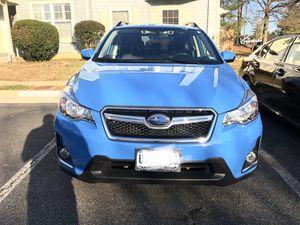 2017 Subaru Crosstrek with Technology/Navigation *Low Miles* for Sale in Alexandria, VA