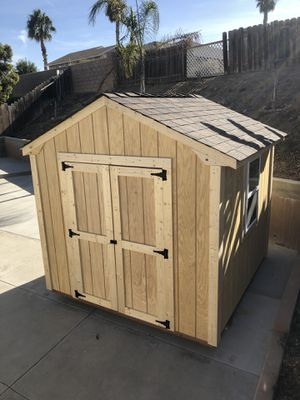Custom Storage Sheds for Sale in San Diego, CA