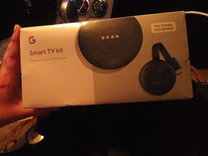 Google Home Mini & Chromecast for Sale in Nashville, TN