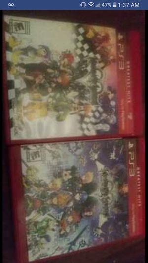 Kingdom Hearts 1.5&2.5 Remix for Sale in Modesto, CA