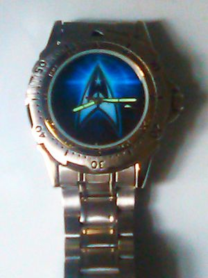 Star Trek Collectible Glow In The Dark Watch for Sale in Raleigh, NC