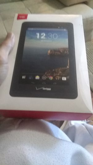 Verizon tablet like new still in box for Sale in Antioch, CA
