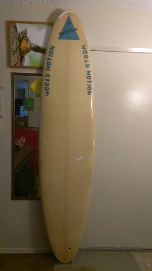 Surfboard 7f8 world motion for Sale in El Cajon, CA