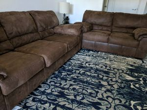 Ashley Sofa and loveseat set for Sale in Pleasanton, CA