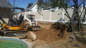 Bobcat and excavator for Sale in La Puente, CA
