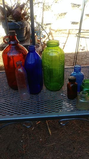 Antique bottles for Sale in San Diego, CA