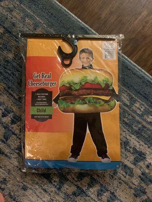 Cheeseburger Halloween costume for Sale in Santa Ana, CA