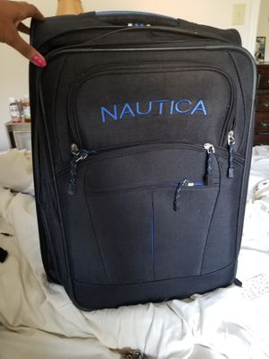 2 piece Nautica 2 wheel carry on bag luggage tote for Sale in Irving, TX