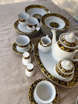Cheetah tea sit for Sale in San Diego, CA