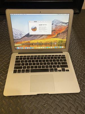 Apple MacBook Air intel core 2 duo 1.86ghz 2gb ram 128gb harddrive 2010 year for Sale in Stockton, CA