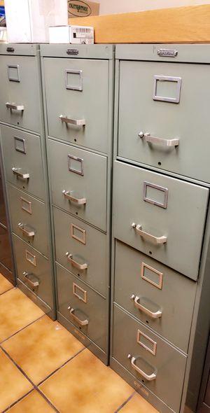 Vertical file cabinet for Sale in Fullerton, CA