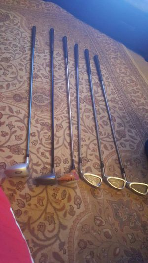 Golf clubs drivers and irons for Sale in Austin, TX
