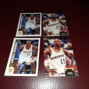 Latrell Sparewell Basketball Card Lot for Sale in Tampa, FL