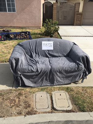 FREE sofa and loveseat for Sale in San Dimas, CA