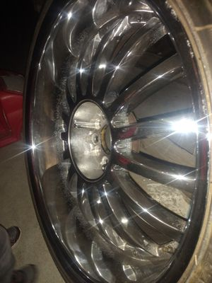 Rim 22/rines 22 no damages for Sale in US