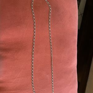 925 SILVER CHAIN AND EARRINGS SILVER PERFECT CONDITION for Sale in Phoenix, AZ