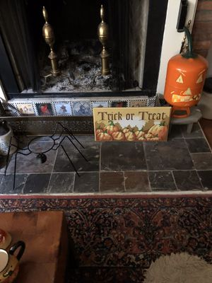 Halloween Large Trick or Treat sign for Sale in Suffolk, VA