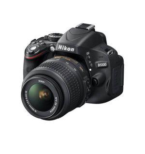Nikon D5100 Camera for sale for Sale in Vernon, CT