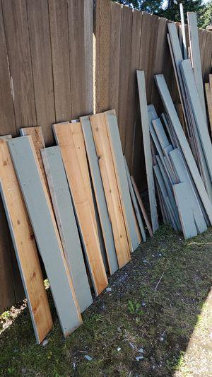 Used cedar siding for Sale in Edmonds, WA