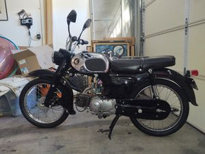 Honda 90 1965 motorcycle in pristine condition. I'm selling for $1750 0.B.O for Sale in Las Vegas, NV
