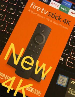 Amazon 4K stick in stock for Sale in Chesapeake, VA