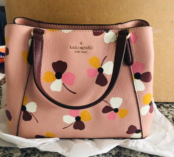 Kate spade orignal limited edition medium satchel handbag orignal price 400$
