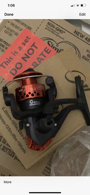 Fishing reel for Sale in Irving, TX