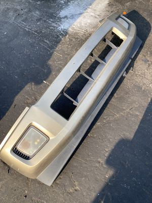 Infiniti QX 56 front bumper for Sale in Bloomington, CA