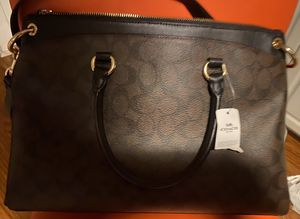 Brand new coach bag With tag for Sale in Kenosha, WI
