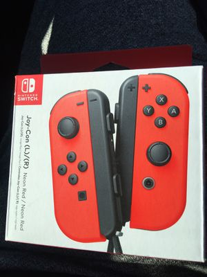 Brand New Nintendo switch joy con for Sale in Dallas, TX