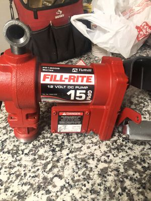 Fill Rite fuel ⛽️ for Sale in Missouri City, TX